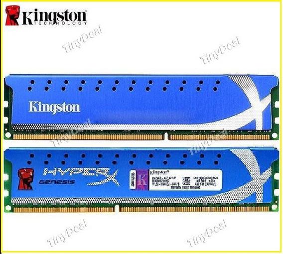 Memoria Kingston Hyper X Ddr3 Pc3-12800 (1600mhz) 4gb