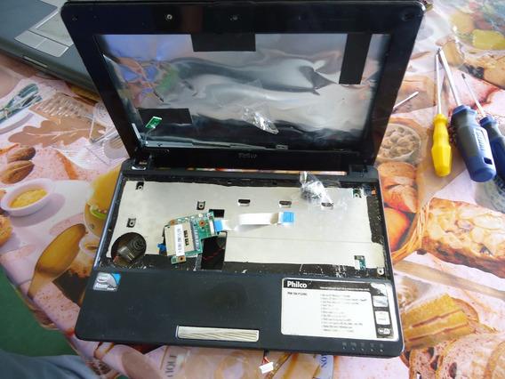 Carcaça Netbook Philco 10a-p123ws -