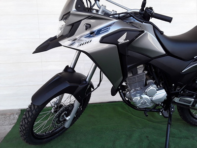 Xre 300 Abs Painel Digital, Novo Design, Suspensão Pro-link