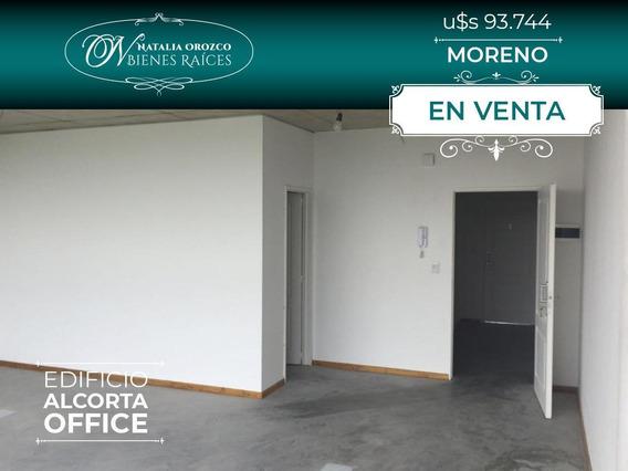 Venta De Oficina Exclusivo Edificio- Ideal Consultorio - Centro (moreno)