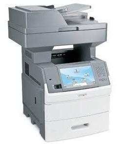Impressora Lexmark X656 Revisada Com Toner 25k