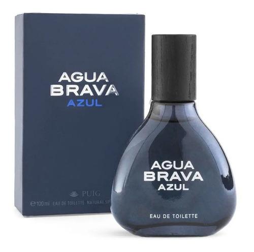 Imagen 1 de 1 de Perfume Agua Brava Azul 100 Ml