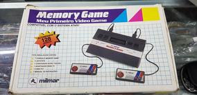 Memory Game Da Milmar 128 Jogos Na Memória Anos 80 Raro