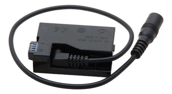Dr-e8 Dummy Bateria Com Alimentação Dc Para Canon Eos 550d