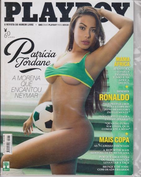 Patrícia Jordane Na Revista Playboy N° 224883 - Jfsc