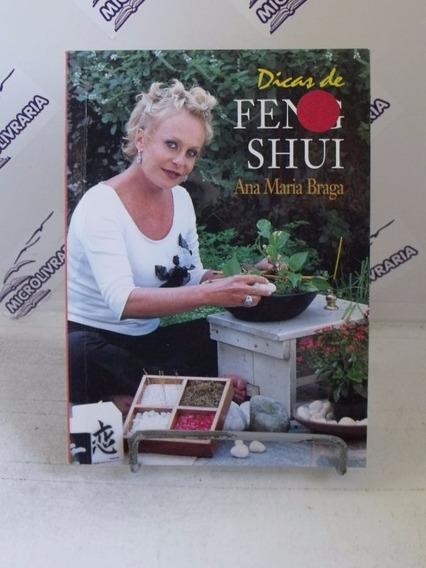 Livro Dicas De Feng Shui Ana Maria Braga