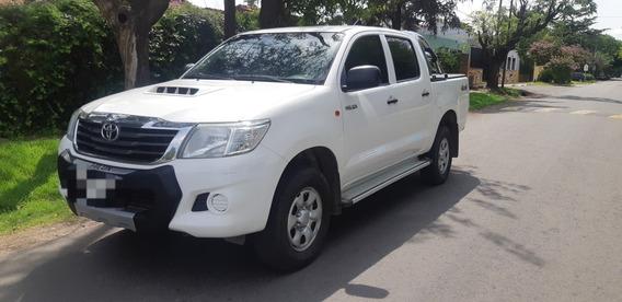 Toyota Hilux 2.5 Cd Dx Pack 120cv 4x4 - C3 2014