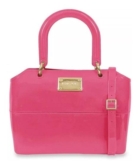 Bolsa Feminina Zip Bag Petite Jolie Pj1855 Pink