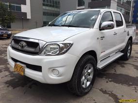 Toyota Hilux Imv 4x4 Td 4x4 Mt 2500cc Aa Dh