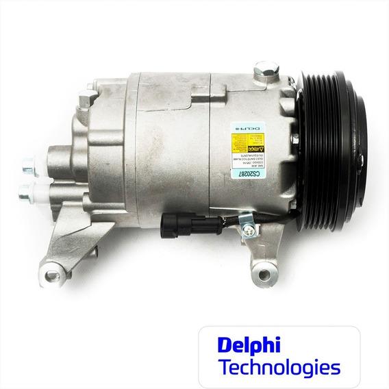 Compressor Ar Condicionado Grand Siena 2015 2016 2017 Delphi