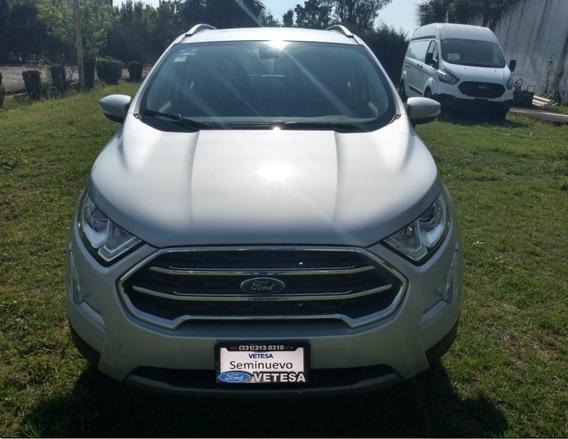 Ford Ecosport Titanium 2020 Gris Mercurio