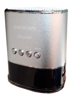 Parlante Bluetooth Panacom Usb Micro Sd 1 Mes De Uso