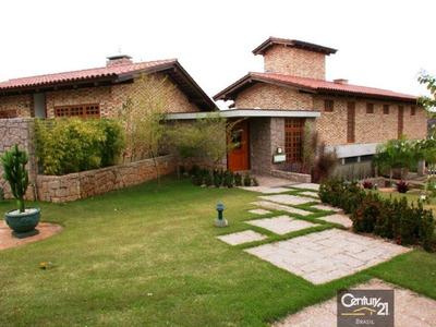 Casa Residencial À Venda, Condomínio Monte Belo - Salto/sp - Li1408