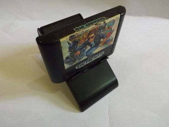 Kid Chameleon Americano Para Mega Drive