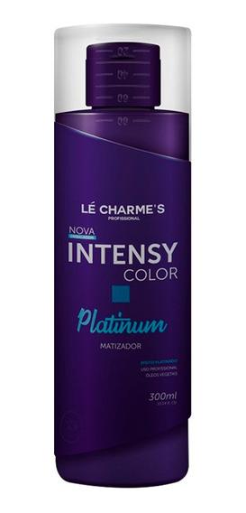 Intensy Color - Lé Charmes Matizador Efeito Platinado 300ml