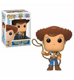 Funko Pop Toy Story 4 Woody 522 Nuevo Original En Stock