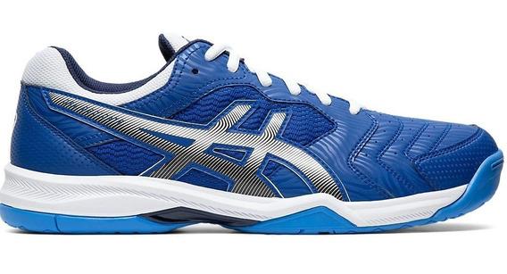 Asics Zapatillas Tenis Hombre Gel Dedicate 6 Azul-blanco
