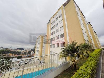 Cobertura Com 3 Dormitórios À Venda, 84 M² Por R$ 240.000 - Vila Carmosina - São Paulo/sp - Co0028