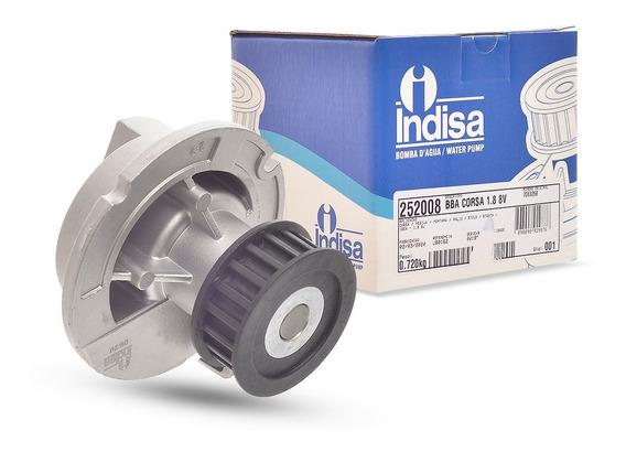 Bomba Dagua Indisa Cobalt Spin Meriva Corsa Zafira 1.8 8v