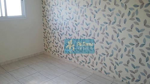Imagem 1 de 17 de Apartamento Com 2 Dormitórios À Venda,  Por R$ 180.000 - Ocian - Praia Grande/sp - Ap0701