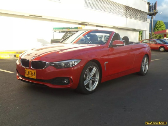 Bmw Serie 4 420i Cabrio At 2000 Aa Ab Abs