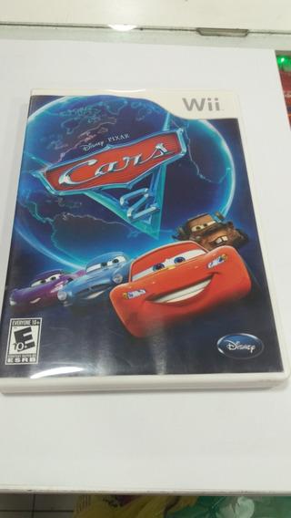 Cars 2 Original Nintendo Wii