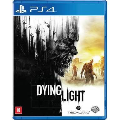 Dying Light Psn Ps4 Original 1 Envio Imediato