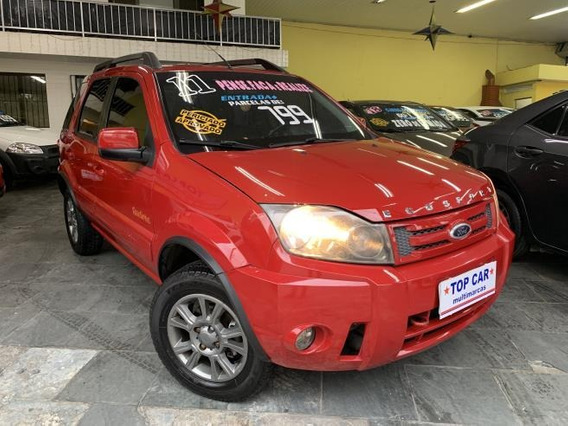 Ford Ecosport Freestyle 1.6 (flex) 2011