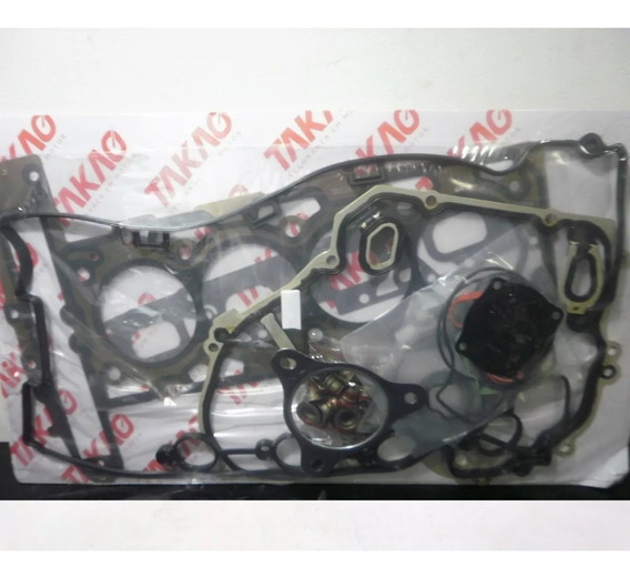 Jogo Junta Motor Retentor Gm 2.4 16v Captiva Após 2008