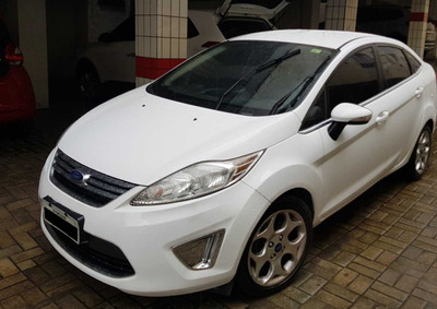 Ford New Fiesta Sedan Se 1.6 16v Flex 4p 2011/2012 (negocio)