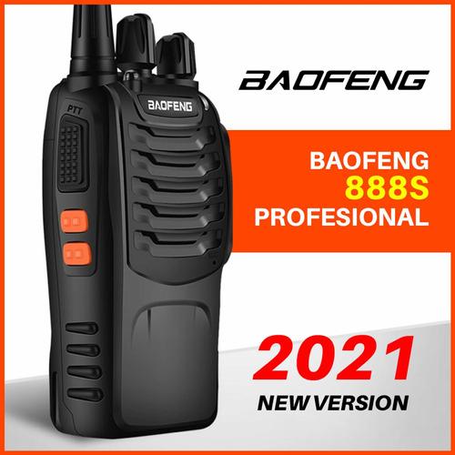 Imagen 1 de 6 de Radio Baofeng Bf-888s - Nueva Version 2021