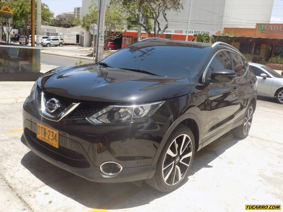 Nissan Qashqai Full Equipo 2.0 4x4