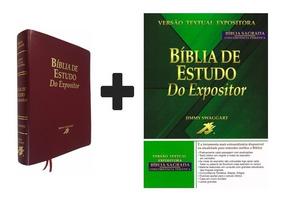 Biblia De Estudo Do Expositor - Concordância Temática Vinho