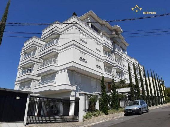 Apartamento Com 2 Dormitórios À Venda, 63 M² Por R$ 450.000 - Jardim Do Lago - Atibaia/sp - Ap0152