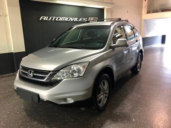 Honda Crv Lx At 2.4, Cubiertas Nuevas , Service Oficiales,