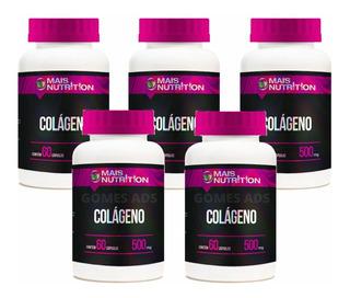 Kit Colágeno Hidrolisado - 300 Caps + Bônus - Mais Nutrition