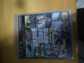 Gta Episodies From Liberty City Ps3