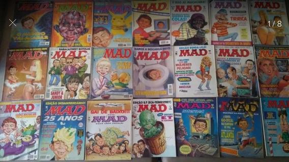 Revista Mad Editora Record - Complete Sua Coleção