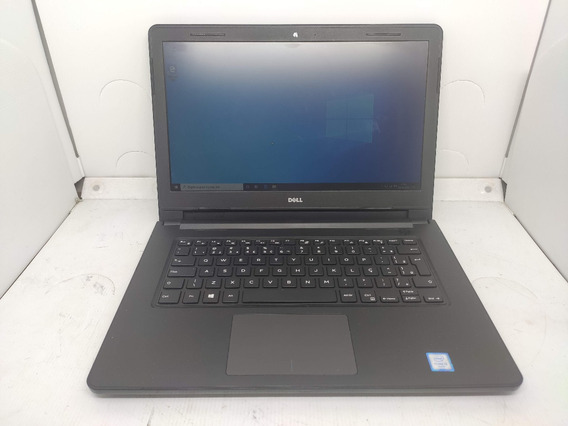 Notebook Dell I3 6006 4gb Ddr4 Hd 500gb 14pol