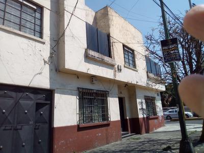 Roma Sur, Calle Tonalá Casa Con Uso De Suelo En Venta (js)