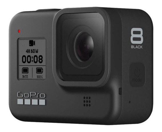 Gopro Hero 8 Black Câmera 4k 12mp