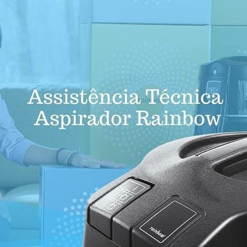 Imagem 1 de 1 de Assistência Técnica E Manutenção Aspirador Rainbow