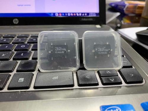 Memoria Micro Sd 32gb Nuevas
