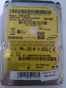 Hd Samsung 320 Gb