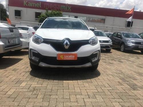 Imagem 1 de 8 de Renault Captur 1.6 16v Sce Flex Intense X-tronic