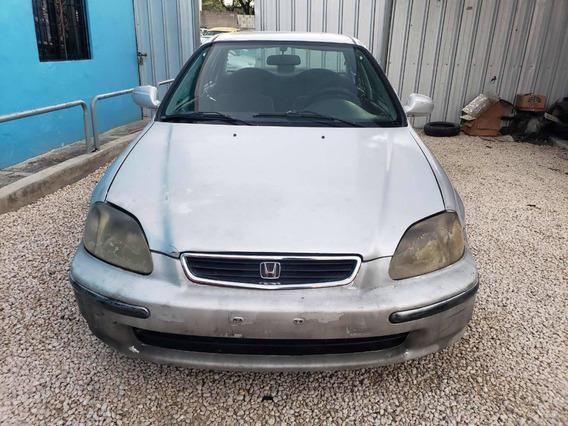 Honda Civic Gris