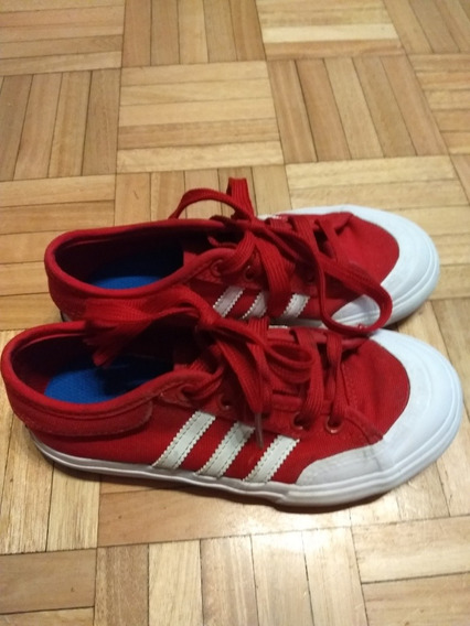Zapatillas adidas Niño Matchcourt Usadas