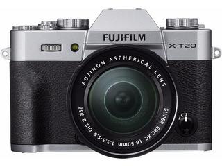 Cámara Mirrorless Fujifilm X-t20 +16-50mm | Garantía | Stock