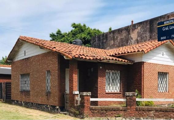 Casa Alquiler Uso Comercial O Profesional Zona Ituzaingo