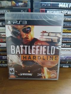 Battlefield Hardline Ps3 Fisico